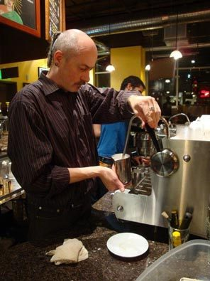 Brian Fairbrother was general manager over all three of Vivace's locations and directly oversaw its Alley 24 shop.