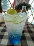 Blue Lemon Soda