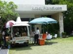 ร้านไร่ไทย ใช้รถเคลื่อนที่ ขาย กาแฟสด