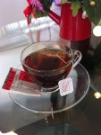 เมนูกาแฟสด ไฮย เวย์ คาเฟ่ ชากุหลาบ Rose Tea