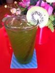 เมนูกาแฟสด ไฮย เวย์ คาเฟ่ น้ำผลไม้กีวี Kiwi Juice