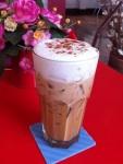 เมนูกาแฟสด ไฮย เวย์ คาเฟ่ คาปูชิโน่เย็น Iced Cappuccino