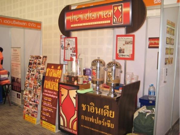 แฟรนไชส์กาแฟ-THE-INDIAN-TEA-Biz-Expo2